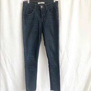 J brand Maria high waisted skinny leg jeans